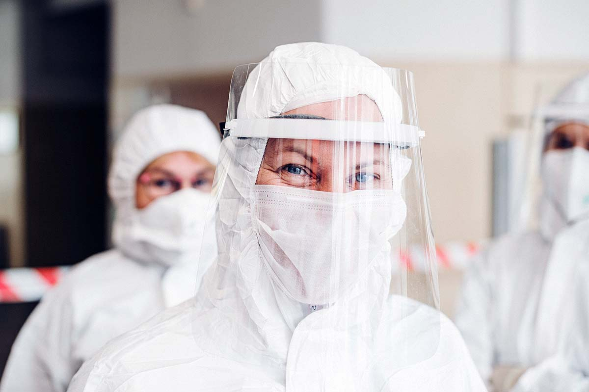 PPE protective-suit