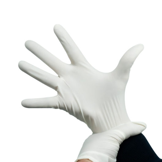 gloves disposable latex
